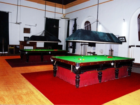 Billiard-Hall